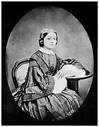 Madam Sklodowska mother of  Marie Sklodowska Curie (1867-1934) Polish-born French physicist. Photograph