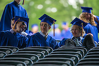 Gilford High School graduation at Meadowbrook Pavilion Sunday, June 9, 2013.
