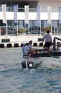 08_00424 © Sander van der Borch. Valencia - Spain,  May 18th 2008 . Extreme40 practice regatta.