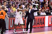 DESCRIZIONE : Campionato 2013/14 Finale Gara 7 Olimpia EA7 Emporio Armani Milano - Montepaschi Mens Sana Siena Scudetto<br /> GIOCATORE : Marquez Haynes Marco Crespi<br /> CATEGORIA : Composizione Mani<br /> SQUADRA : Montepaschi Siena<br /> EVENTO : LegaBasket Serie A Beko Playoff 2013/2014<br /> GARA : Olimpia EA7 Emporio Armani Milano - Montepaschi Mens Sana Siena<br /> DATA : 27/06/2014<br /> SPORT : Pallacanestro <br /> AUTORE : Agenzia Ciamillo-Castoria /GiulioCiamillo<br /> Galleria : LegaBasket Serie A Beko Playoff 2013/2014<br /> FOTONOTIZIA : Campionato 2013/14 Finale GARA 7 Olimpia EA7 Emporio Armani Milano - Montepaschi Mens Sana Siena<br /> Predefinita :