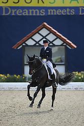 Balkenhol Anabel, (GER), Heuberger TSF<br /> Intermediare II - Louisdor-Preis<br /> Horses & Dreams meets Denmark - Hagen 2016<br /> © Hippo Foto - Stefan Lafrentz