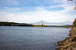 October 2009:  Bridge over the Mississippi River at Savannah Illinois. Sights to see in and around Galena Illinois.