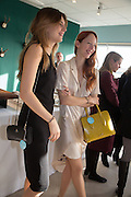 OLIVIA DUNIN; MORWENNA LYTTON-COBBOLD, Hennessy Gold Cup, The Racecourse Newbury. 30 November 2013.