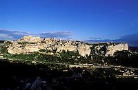 France - Provence - Bouches du Rhone - Baux de Provence
