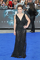 LONDON - MAY 31: Noomi Rapace attends the World Film Premiere of 'Prometheus' at the Empire Cinema, Leicester Square, London, UK. May 31, 2012. (Photo by Richard Goldschmidt)
