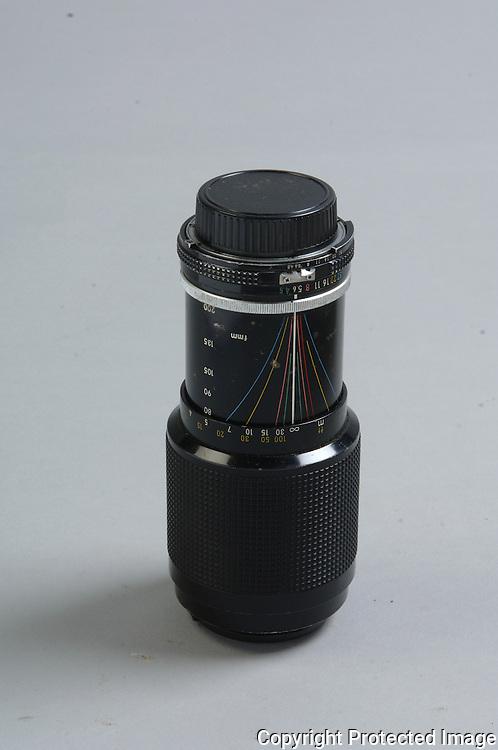 1 Nikkor Lens 80-200mm  f 4.5 ==$ 150.00