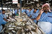 Deira. Shindagha Market. Fish Souq.