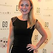 NLD/Amsterdam/20130205 - Modeshow Nikki Plessen 2013, Gigi Ravelli