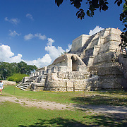Altun Ha Mayan Site, Belize District, Belize