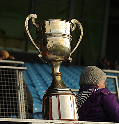 Sweeney Cup awaiting the winners of the Mayo Intermediate Championship.<br />