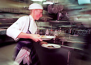 Copyright Jim Rice © 2013.<br /> Commis Chef.<br /> Sydney.