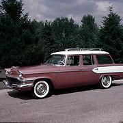 1956-58 Sedans