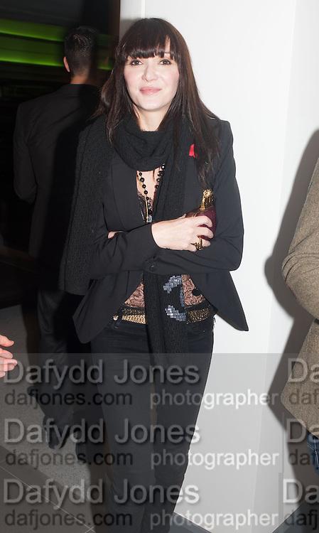 ANNABELLE NEILSON, Launch of Equinox, 99 Kensington High st. Former Rainbow Room, London, . 23 October 2012.