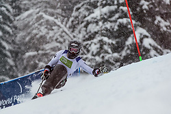 Gfatterhofer Markus of Austria during Slalom race at 2019 World Para Alpine Skiing Championship, on January 23, 2019 in Kranjska Gora, Slovenia. Photo by Matic Ritonja / Sportida