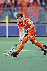 THE HAGUE - Rabobank Hockey World Cup 2014 - 2014-06-10 - MEN - NEW ZEALAND - THE NETHERLANDS -  Constantijn JONKER.<br /> Copyright: Willem Vernes
