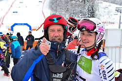 BOCHET Marie, LW6/8-2, FRA, Christian Femy, Women's Slalom at the WPAS_2019 Alpine Skiing World Championships, Kranjska Gora, Slovenia