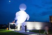Festivites inauguration ECP Le Cendre, 22 septembre 2012 // Inauguration festivities for the ECP in Le Cendre, France.  September 2012