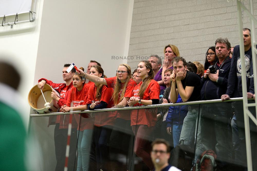 16-03-2013 VOLLEYBAL: FINALE NOJK JONGENS MEISJES A TEAMS EN MEISJES B TEAMS: WIJCHEN<br /> In sportcentrum Arcus werden de finales van de Nationale Open Jeugdkampioenschappen voor A teams jongens en meisjes en B teams meisjes gehouden.<br /> ©2013-FotoHoogendoorn.nl