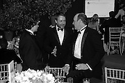 HAMISH JENKINSON; RUSSELL CROWE; KEVIN SPACEY. The Ormeley dinner in aid of the Ecology Trust and the Aspinall Foundation. Ormeley Lodge. Richmond. London. 29 April 2009