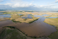 Flooded Agricultural lands, Agulhas Plain, Western Cape, South Africa