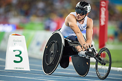 Nicolas BRIGNONE, FRA, Athletisme, Athletics, 400m - T53 at Rio 2016 Paralympic Games, Brazil