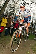 BELGIUM / BELGIQUE / BELGIE / CYCLOCROSS / VELDRIJDEN / CYCLO-CROSS / CYCLING / OVERIJSE / DRUIVENCROSS / ELITE / STIJN HUYS /