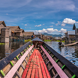 Myanmar - Inle Lake Area