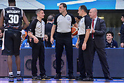 DESCRIZIONE : Trento Beko All Star Game 2016<br /> GIOCATORE : Gianluca Calbucci Manuel Mazzoni Maurizio Biggi<br /> CATEGORIA : Arbitro Referee Before Pregame<br /> SQUADRA : AIAP<br /> EVENTO : Beko All Star Game 2016<br /> GARA : Beko All Star Game 2016<br /> DATA : 10/01/2016<br /> SPORT : Pallacanestro <br /> AUTORE : Agenzia Ciamillo-Castoria/L.Canu