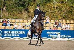 BREDOW-WERNDL Jessica von (GER), TSF Dalera BB<br /> Deutsche Meisterschaft der Dressurreiter<br /> Klaus Rheinberger Memorial<br /> Nat. Dressurprüfung Kl. S**** - Grand Prix Special<br /> Balve Optimum - Deutsche Meisterschaft Dressur 2020<br /> 19. September2020<br /> © www.sportfotos-lafrentz.de/Stefan Lafrentz