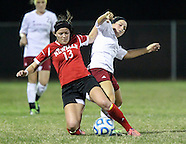 OC Women's Soccer vs Newman - 10/28/2013