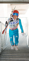 20.03.2015, Planica, Ratece, SLO, FIS Weltcup Ski Sprung, Planica, Finale, Skifliegen, im Bild Stephan Leyhe (GER) //during the Ski Flying Individual Competition of the FIS Ski jumping Worldcup Cup finals at Planica in Ratece, Slovenia on 2015/03/20. EXPA Pictures © 2015, PhotoCredit: EXPA/ JFK