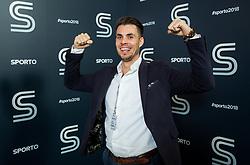 during Sports marketing and sponsorship conference Sporto 2018, on November 23, 2018 in Hotel Slovenija, Congress centre, Portoroz / Portorose, Slovenia. Photo by Vid Ponikvar / Sportida