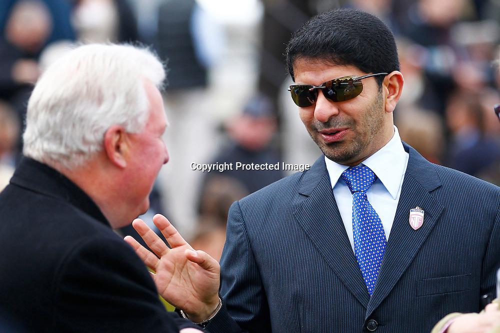 Trainer Saeed Bin Suroor