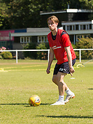 Craig Wighton - Dundee pre-season training on Thursday 28th June at University Grounds, Riverside, Dundee, <br /> <br /> <br />  - &copy; David Young - www.davidyoungphoto.co.uk - email: davidyoungphoto@gmail.com