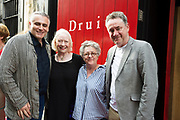18/07/2017 Repro Free:   Paul Fahy GIAF, Marie Mullen, Garry Hynes and John Crumlish  at the opening night of Crestfall by Mark Rowe directed by Annabelle Comyn at the Mick Lally Theatre, Druid Lane Galway  during the 40th Galway International Arts Festival. Photo:Andrew Downes, xposure .