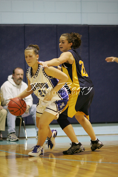Page Tournament.Varsity Girls vs Rappahannock.Fourth Period.December 29, 2004