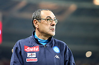 15.12.2017 - Torino - Serie A 2017-18 - 17a giornata  -  Torino-Napoli  nella  foto: Maurizio Sarri