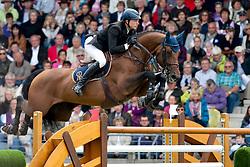 Kreuzer Andreas (GER) - Chacco-Blue<br /> World Equestrian Festival, CHIO Aachen 2011<br /> © Hippo Foto - Leanjo de Koster