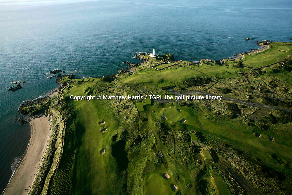 TURNBERRY (Ailsa Course) 8th / 9th / 10th and 14th and 15th.