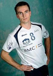 08-10-2009 VOLLEYBAL: PHOTOSHOOT SSS: BARNEVELD<br /> Photoshoot SSS A League seizoen 2009 - 2010 / Wouter Gaillard<br /> ©2009-WWW.FOTOHOOGENDOORN.NL