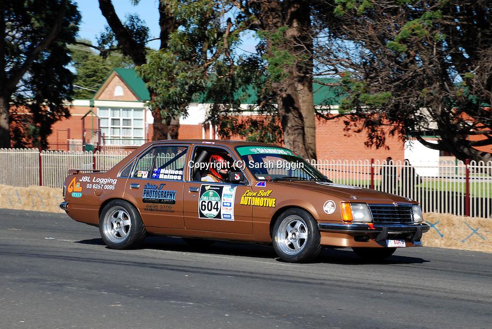 Prologue.George Town.Targa Tasmania 2009.28th of April 2009.(C) Sarah Biggin.