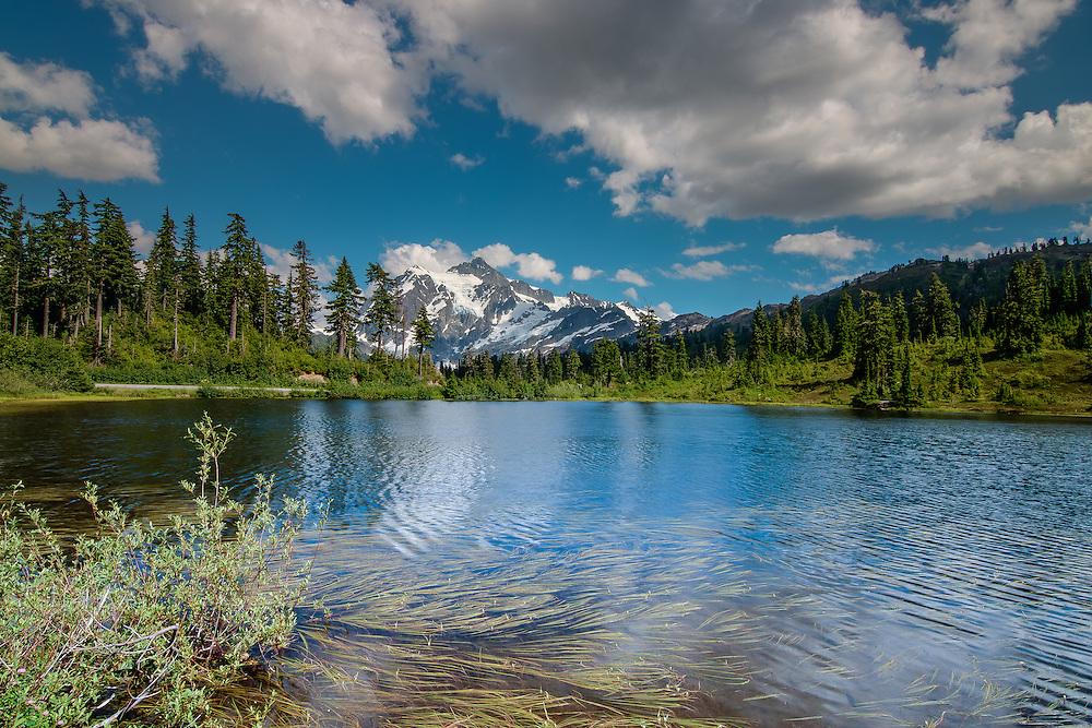 Mt Shuksan, North Cascades National Park