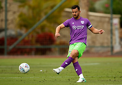 Bailey Wright of Bristol City - Mandatory by-line: Matt McNulty/JMP - 22/07/2017 - FOOTBALL - Tenerife Top Training - Costa Adeje, Tenerife - Bristol City v Atletico Union Guimar  - Pre-Season Friendly