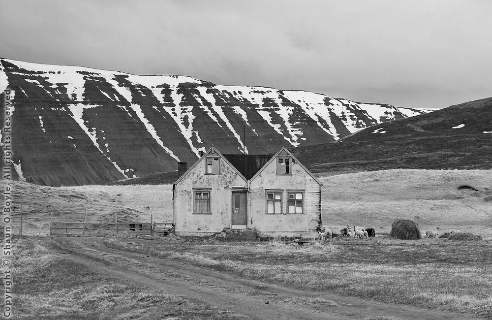Trollaskagi Peninsula