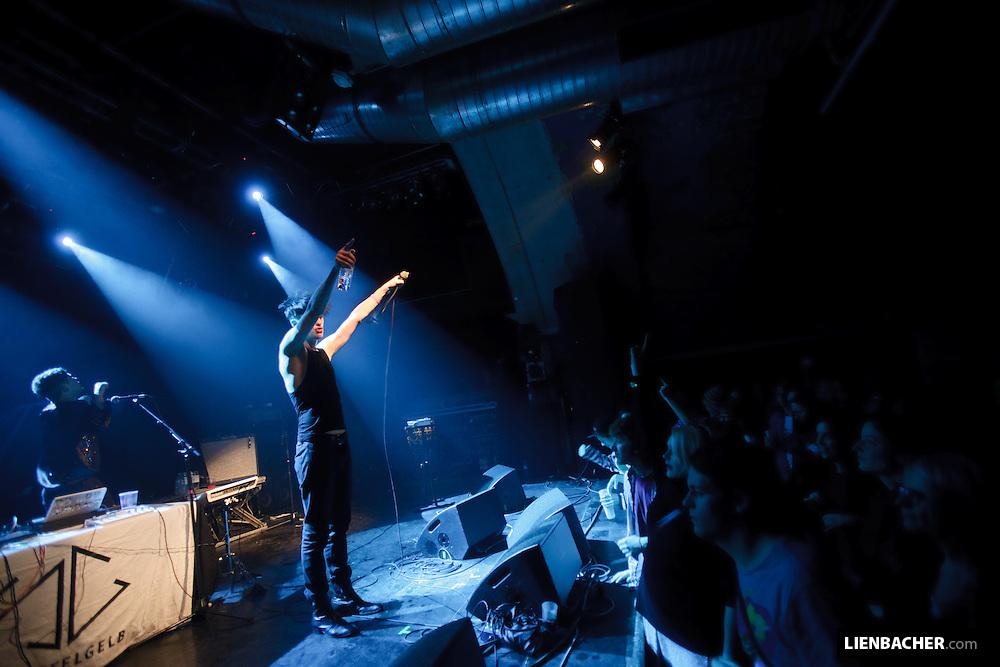 Schwegelgelb live @Yeah!Club, Rockhouse Salzburg