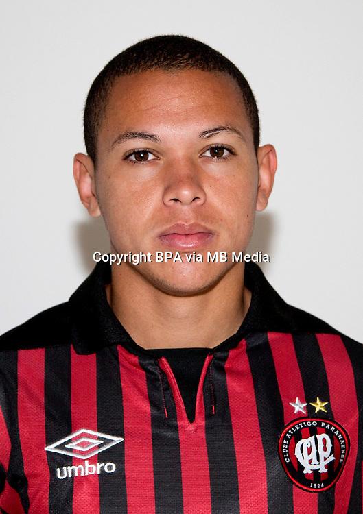 Brazilian Football League Serie A /<br /> ( Clube Atletico Paranaense ) -<br /> Marcos Guilherme de Almeida S. Matos