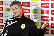 270114 Cardiff city FC press conference