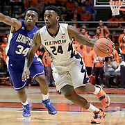Illinois Basketball vs. Hampton - 12.17.2014