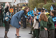 23.01.2018; London, UK: DUCHESS OF CAMBRIDGE VISITS ROE GREEN JUNIOR SCHOOL<br />to launch a new mental health project for young children, in the latest initiative from the Heads Together campaign.<br />During her visit she met with pupils and teachers, and took part in a lesson designed to help support a child's mental health and well-being.&nbsp;<br />Mandatory Photo Credit: &copy;Francis Dias/NEWSPIX INTERNATIONAL<br /><br />IMMEDIATE CONFIRMATION OF USAGE REQUIRED:<br />Newspix International, 31 Chinnery Hill, Bishop's Stortford, ENGLAND CM23 3PS<br />Tel:+441279 324672  ; Fax: +441279656877<br />Mobile:  07775681153<br />e-mail: info@newspixinternational.co.uk<br />Usage Implies Acceptance of Our Terms &amp; Conditions<br />Please refer to usage terms. All Fees Payable To Newspix International
