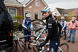 Anna Plichta (POL) at Healthy Ageing Tour 2019 - Stage 4B, a 74.6km road race from Wolvega to Heerenveen, Netherlands on April 13, 2019. Photo by Sean Robinson/velofocus.com